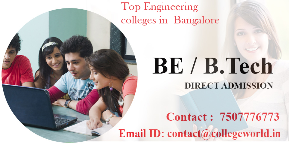 Engineering Direct admission through management quota in top 10 colleges Bangalore