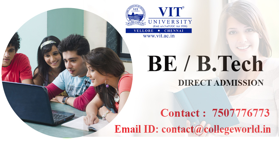 Engineering Direct Admission in VIT (Vishwakarma Institute of Technology), Pune through Management Quota