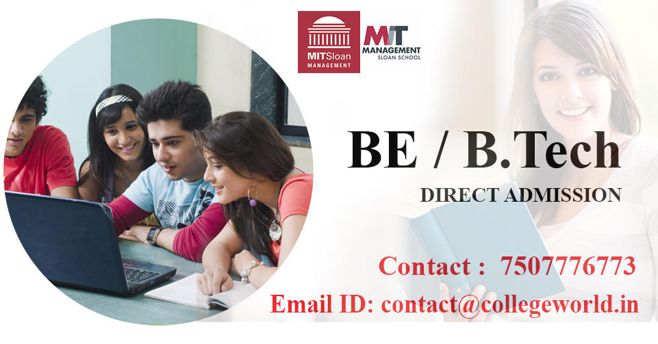 Engineering Direct Admission in MIT (Maharashtra Institute of Technology), Pune through Management Quota