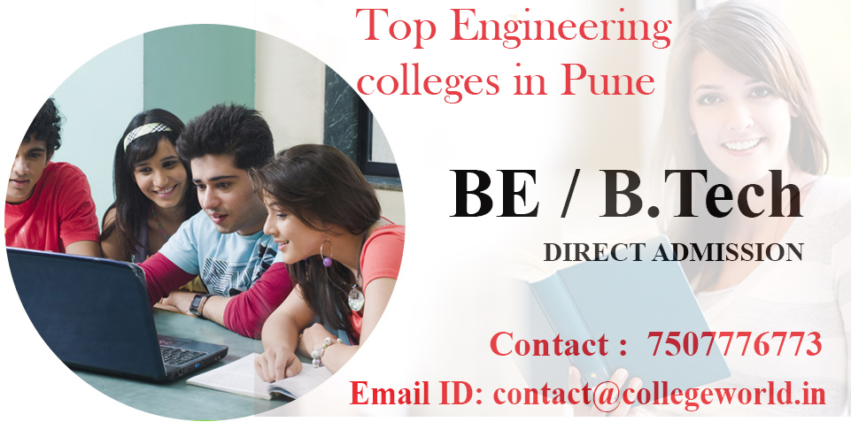 Engineering Direct admission in top 10 colleges Pune through management quota